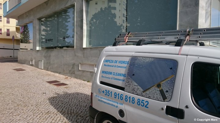 Window Cleaning Albufeira Algarve
